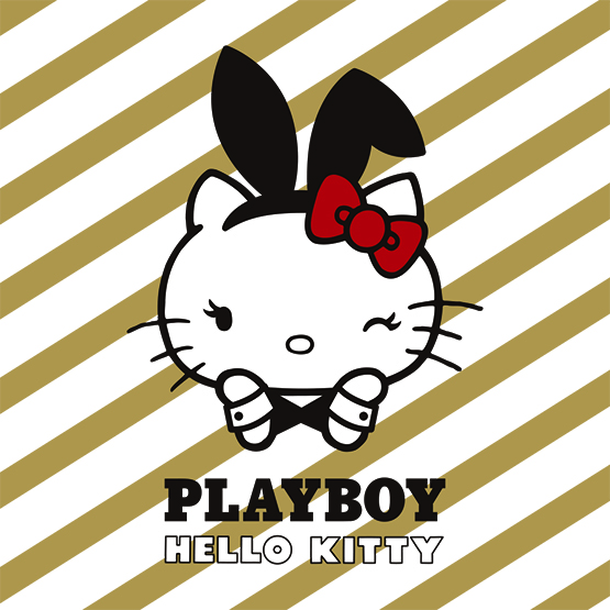 PLAY BOY X HELLO KITTY